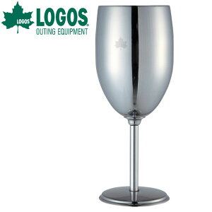 LOGOS ロゴス ステンレスワイングラス 81285112