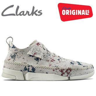 ★ (Clarks) 16 FW Clarks 原件 TRIGENIC FLEX 26118582 男裝鞋