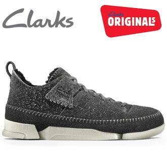 ★ (Clarks) 16 FW Clarks 原件 TRIGENIC FLEX 26122515 男裝鞋