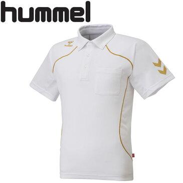 【最終処分】 【ゆうパケット配送】16SS ヒュンメル ポロシャツ HAP3039-10