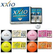 【2013年モデル】XXIOゼクシオXD-AEROエックスディーエアロゴルフボール12P