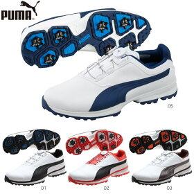 【2015年モデル】プーマメンズゴルフシューズ188197TITANLiteWDBoaPUMA