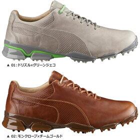 ○【2016年モデル】プーマゴルフシューズメンズタイタンツアーイグナイトプレミアム188654