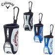 【2017年モデル】 キャロウェイ スポーツ ボールケース Callaway Sport Golf Bag Motif Ball Case 17 JM