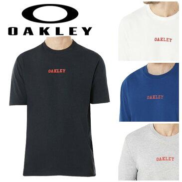 【メール便配送 代引不可】オークリー ゴルフウェア メンズ Tシャツ 457329 OAKLEY 2018秋冬