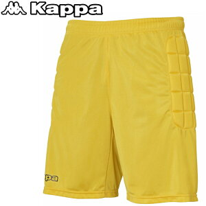 カッパ サッカー キーパーパンツ メンズ KF912SP32-YE