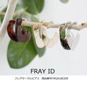 FRAYI.D,フレイアイディー,新作,フレアサークルピアス,ピアス,アクセサリー,ファッション雑貨,春夏,18SS,FWGA182339