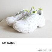 NONAME,ノーネーム,ダッドスニーカー(レザーVer.)NITRO-92108-WHITEニトロホワイト,19AW,新作,スポーティ,送料無料
