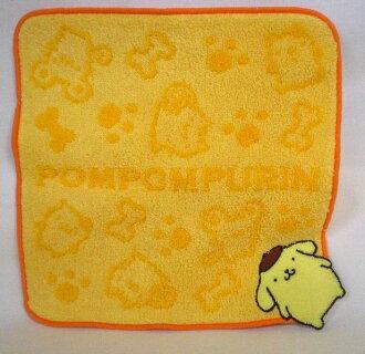 可sanrio蘋果蘋果布丁布丁附飾物微型毛巾毛巾DM班次
