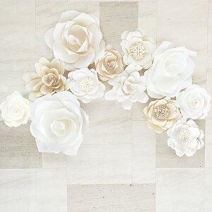 ジャイアントフラワーペーパーフラワー手作りキット結婚式飾りウォールフラワー