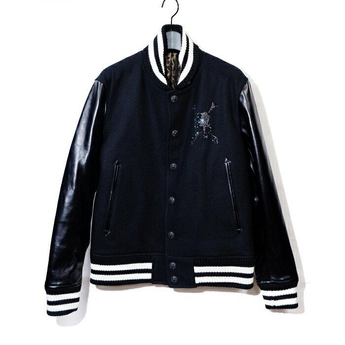 メンズファッション, コート・ジャケット RoenSTADIUM JACKETBLACK