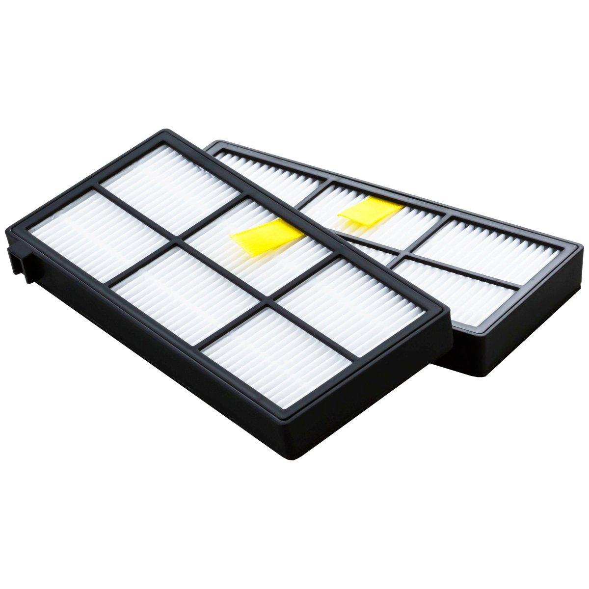 ルンバ 800/900シリーズ専用 ダストカットフィルター 2個セット iRobot 【消耗品】