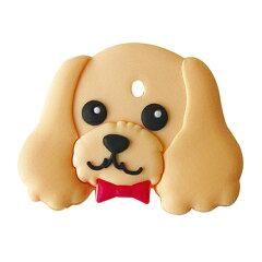 ペットキーカバー 犬 [アメリカン・コッカー・スパニエル][安心生活応援宣言!あんしん広場]