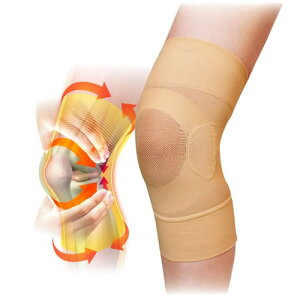 【カサハラ式 ソフト・ニーロックサポーター】膝の痛みや悩みにオススメです【GOODSMANあんしんプラス】