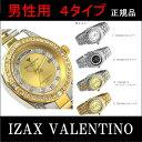 Izax Valentinoメンズウォッチ4色98,000円(税別)⇒...