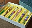 ■和のキャンドル■レビュー特典5%OFF■1月から6月の花をセットに♪特別な日に灯してください...