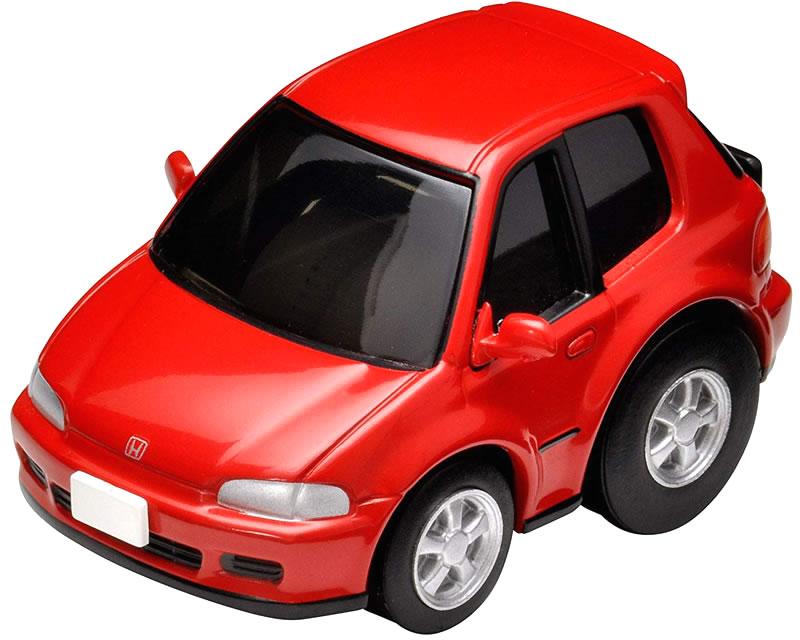 車, フリクションカー・プルバックカー Q zero SiR-II (EG6)