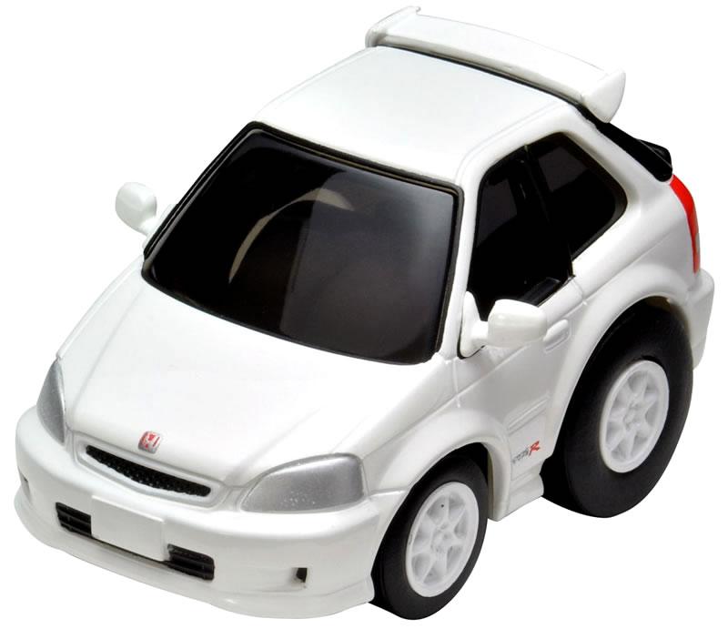 車, フリクションカー・プルバックカー Q zero R (EK9)