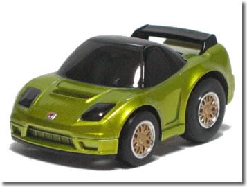 車, フリクションカー・プルバックカー Q NSX R