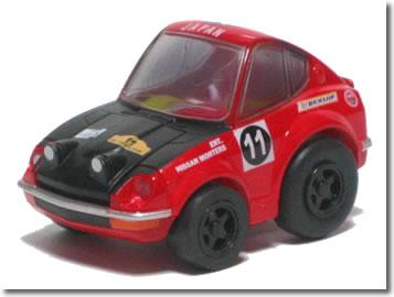 車, フリクションカー・プルバックカー Q 240Z (HS30) No.11