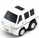 チョロQ zero 三菱 デリカ スターワゴン 4WD ホワイト