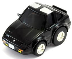 車, フリクションカー・プルバックカー Q zero Z 300ZR Z31