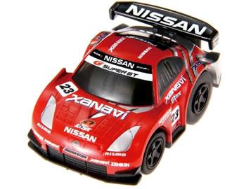 車, フリクションカー・プルバックカー Q No.17 GT 2006 XANAVI NISMO Z