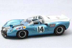 【ご予約】エブロ 1/43 ローラ T70 Mk.2 No.14 日本GP 1967