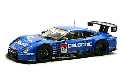 【ご予約】エブロ 1/43 スーパーGT 2011 カルソニック インパル GT-R No.12