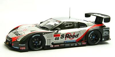 【ご予約】エブロ 1/43 スーパーGT 2011 S Road MOLA GT-R No.46