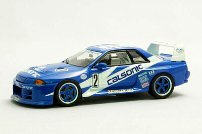 【ご予約】エブロ 1/43 JGTC 1993 カルソニック スカイライン R32 GT-R No.2 富士 March