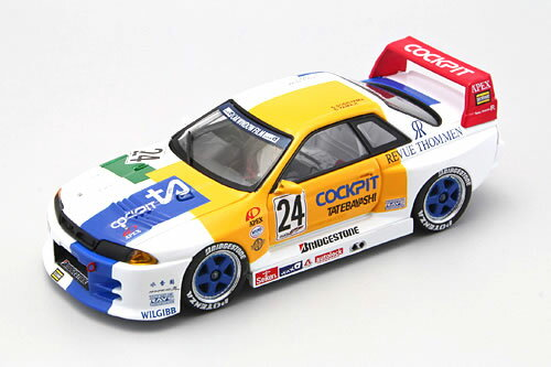 車, ミニカー・トイカー  143 JGTC 1994 R32 GT-R No.24