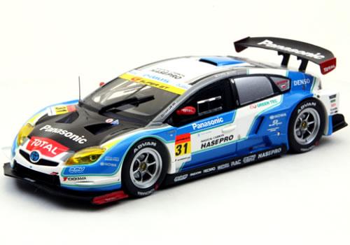 車, ミニカー・トイカー  143 GT 2012 apr HASEPRO PRIUS GT No.31