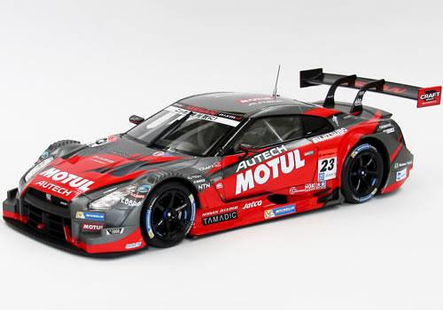 車, ミニカー・トイカー  118 GT 2014 MOTUL AUTECH GT-R No.23 Rd.2 Fuji