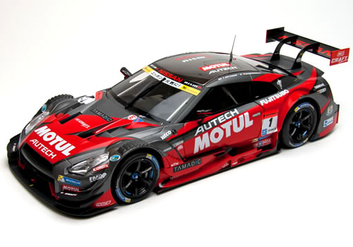 車, ミニカー・トイカー  118 GT 2015 MOTUL AUTECH GT-R Champion Car No.1 ()