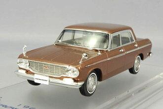 飛馬座 ε 星 1 / 43 豐田皇冠八 vg10 可換-1964年皇家 blonsmetallick
