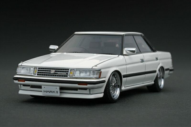 車, ミニカー・トイカー ignition model 143 II (GX71) (BBS RS)