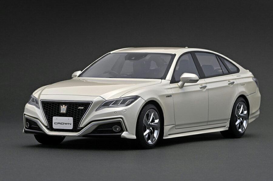 車, ミニカー・トイカー ignition model 118 (220) 3.5 RS Advance