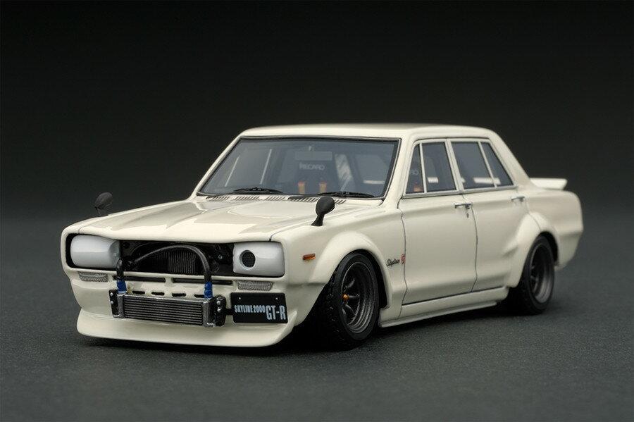 車, ミニカー・トイカー ignition model 143 2000 GT-R (PGC10) (RS)