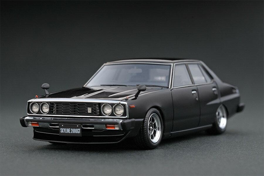 車, ミニカー・トイカー ignition model 143 2000 GT-EL (C210) ()
