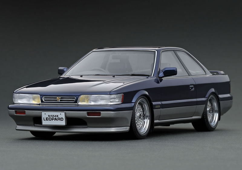 車, ミニカー・トイカー ignition model 118 (F31) V30 TWINCAM TURBO II (BBS RS)