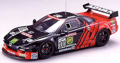 車, ミニカー・トイカー  143 JGTC 1996 ADVAN NSX No.100