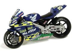 イクソ 1/24 ホンダ RC211V No.15 S.Gibernau MotoGP 2004