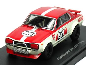 車・バイク, その他  143 (KPGC10) GT-R No.23