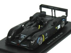Spark 1/43 アウディ R10 テストカー 2006 ブラック