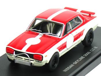 車, ミニカー・トイカー  143 2000 GT-R (KPGC10)