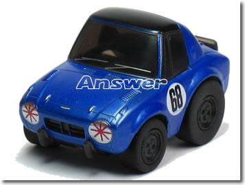 【単品】チョロQ トヨタ スポーツ 800 レーシング No.68