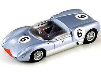 火花 1 / 43 蓮花 19 6 號拿索退伍軍人紀念優勝者汽車 1962 年