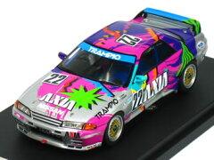 HPI 1/43 AXIA スカイライン R32 GT-R No.22 JTC 1992