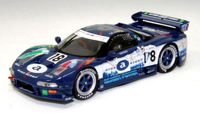 車, ミニカー・トイカー  143 JGTC 1997 avex NSX No.18